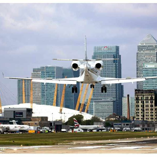 Aeroporto London City